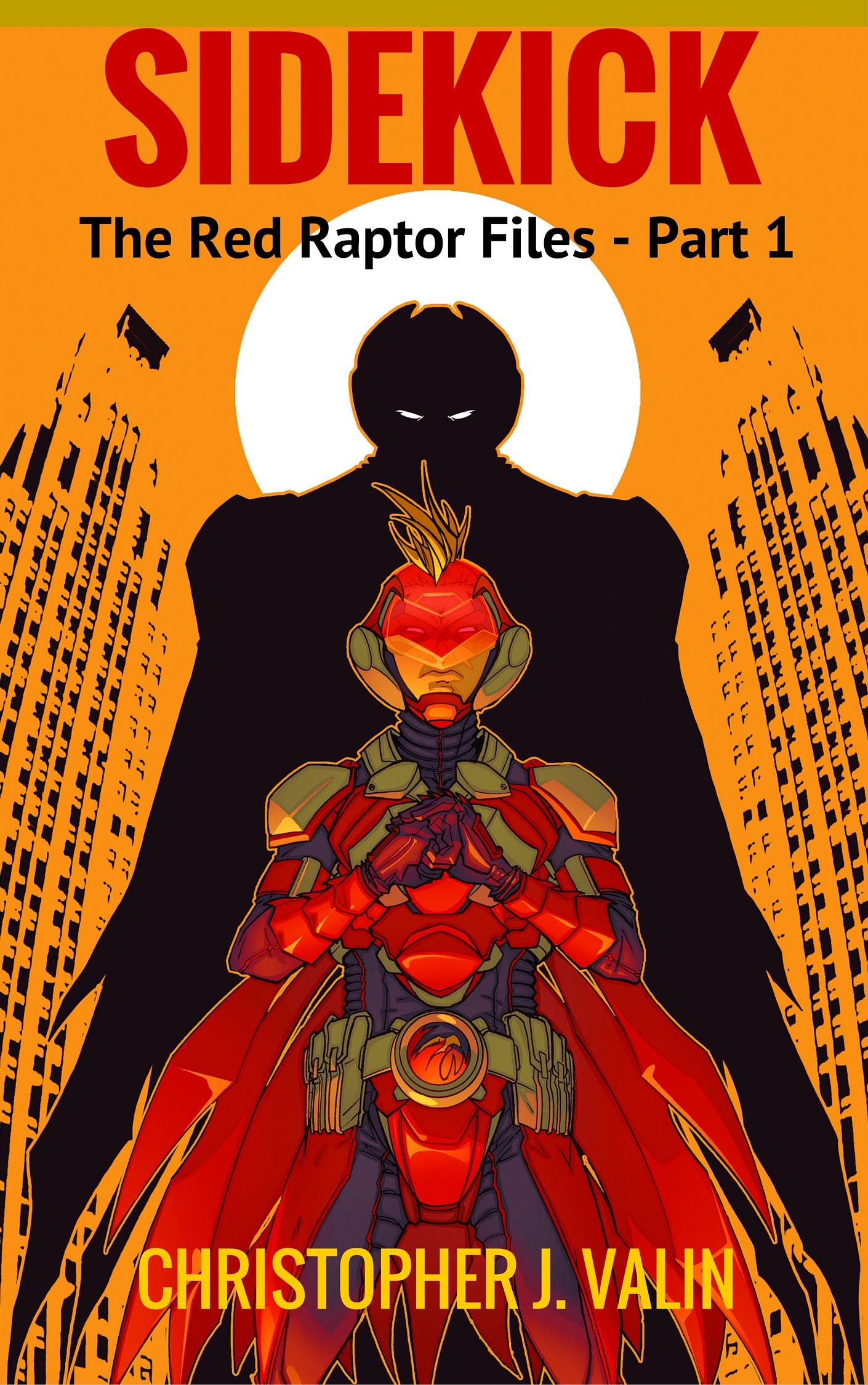 Sidekick - Kindle Cover