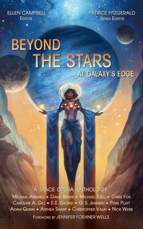 Beyond the Stars at Galaxy's Edge cover NEW
