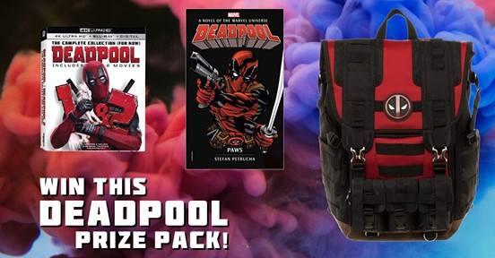 Deadpool Contest